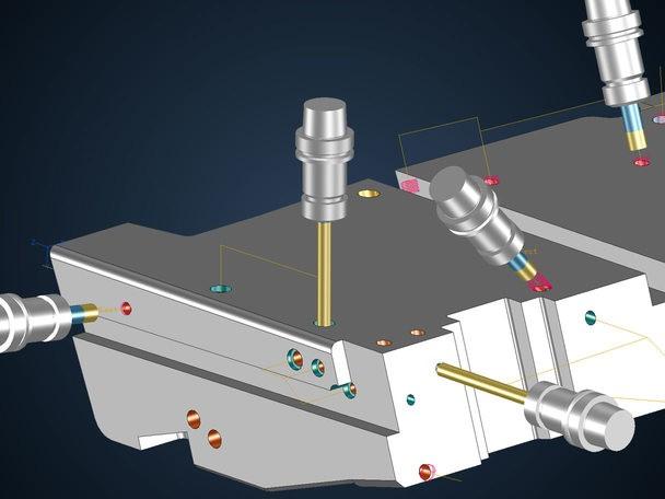 Tebis CAM亮点 I 实现快速、安全制造过程的CAM软件
